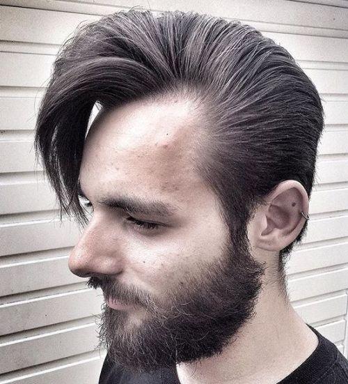 Sensational 40 Must Have Medium Hairstyles For Men Short Hairstyles Gunalazisus