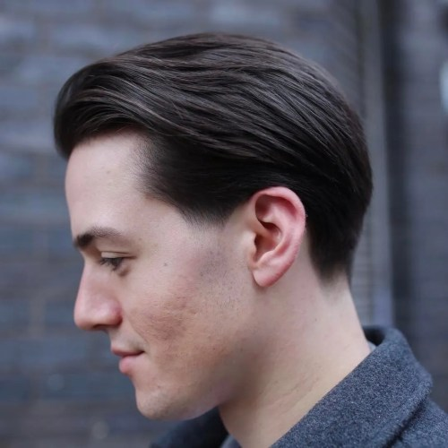 Vintage Taper Haircut