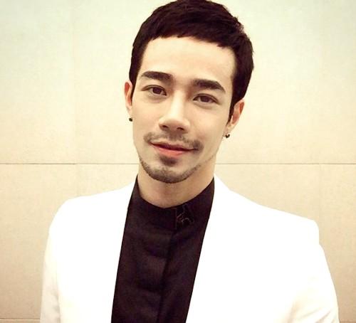 Asian male haircut