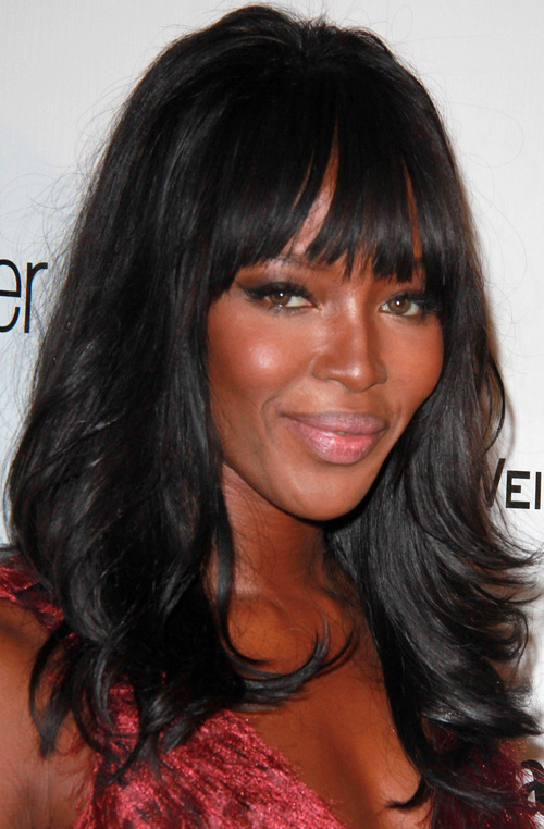 Pleasing 20 Black Hairstyles With Bangs Oozing Mismatched Chic Short Hairstyles For Black Women Fulllsitofus