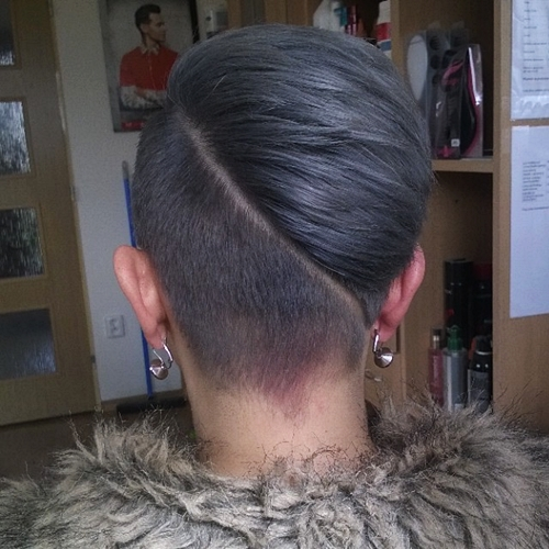 Swell 40 Women39S Undercut Hairstyles To Make A Real Statement Short Hairstyles For Black Women Fulllsitofus