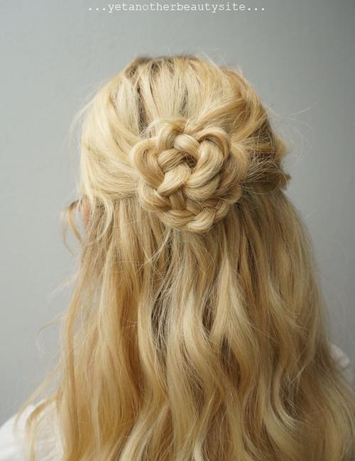 Stupendous 45 Fabulous Half Updos New Styling Ideas Short Hairstyles For Black Women Fulllsitofus