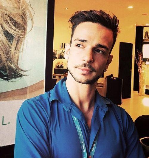 classy long top men's haircut