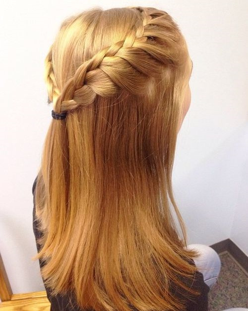 50 Half Up Half Down Hairstyles For Everyday And Party Looks