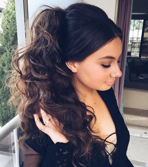 Cool 40 Side Ponytails That You Will Love Short Hairstyles For Black Women Fulllsitofus