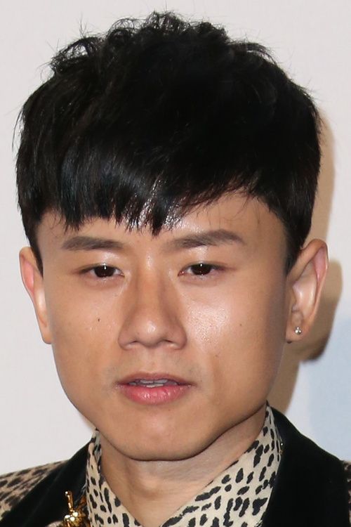 Asian Men Hairstyle With A Straight Quiff