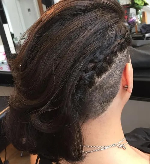 50 Women S Undercut Hairstyles To Make A Real Statement