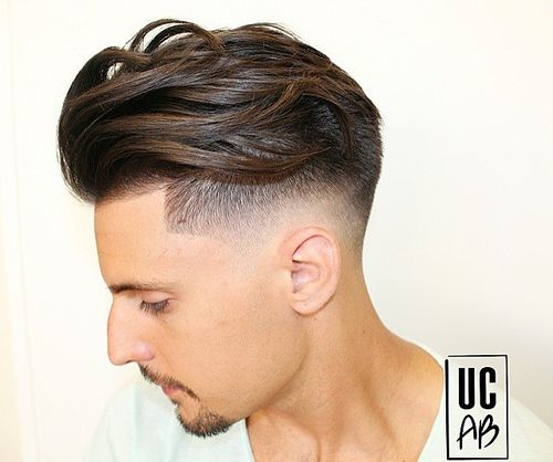 Prime 40 Superb Comb Over Hairstyles For Men Short Hairstyles Gunalazisus