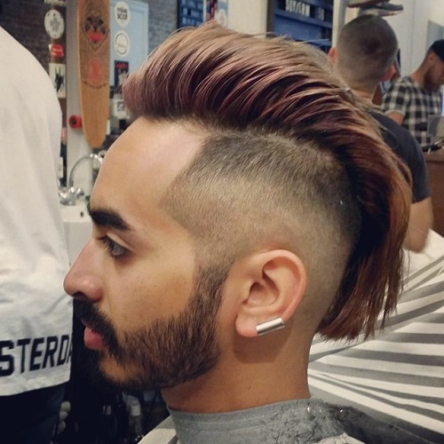Fabulous 40 Latest Side Parted Men39S Hairstyles Short Hairstyles For Black Women Fulllsitofus