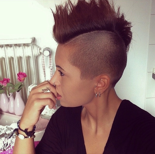 40 Women S Undercut Hairstyles To Make A Real Statement