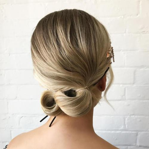 Twisted Ponytail Updo