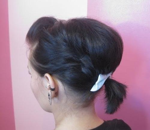 Miraculous 58 Updos For Short Hair Your Creative Short Hair Inspiration Short Hairstyles For Black Women Fulllsitofus