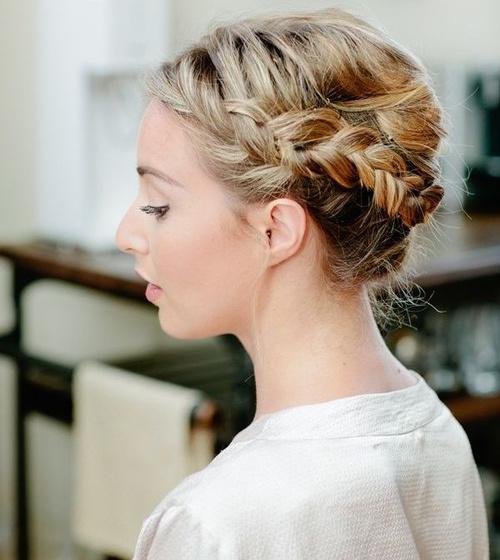 French Twist Wedding Hairstyles: 40 Stylish French Twist Updos