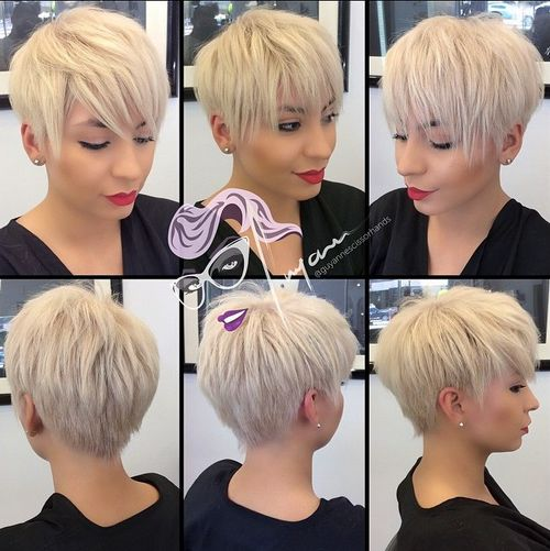 30 Popular Long Pixie Hairstyles Short Pixie Cuts