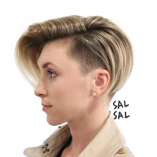Wondrous 60 Gorgeous Long Pixie Hairstyles Hairstyle Inspiration Daily Dogsangcom