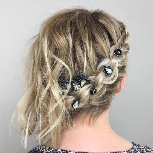 Your Creative Short Hair Inspiration