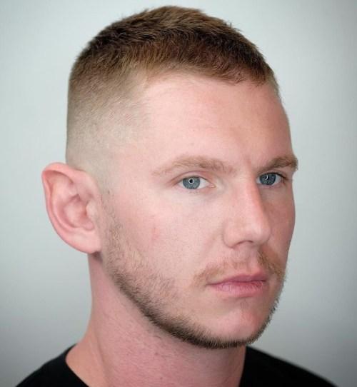 Men's Shaved Short Cut