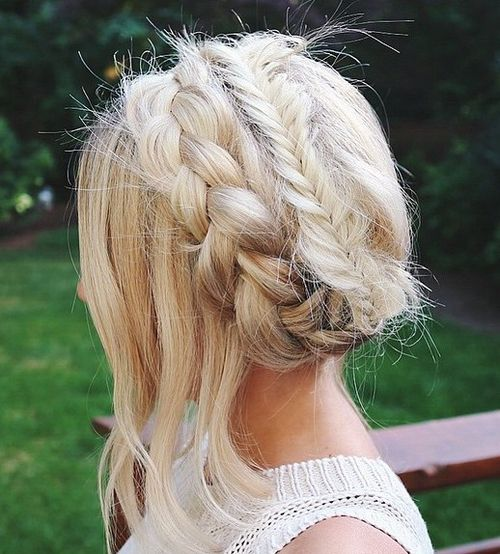 60 Crown Braid Hairstyles For Summer Tutorials And Ideas