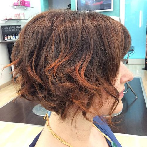 Phenomenal 50 Messy Bob Hairstyles For Your Trendy Casual Looks Short Hairstyles For Black Women Fulllsitofus
