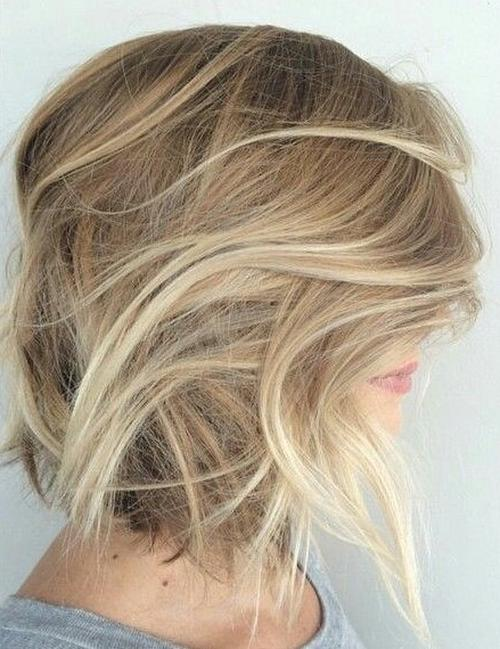 Outstanding 50 Messy Bob Hairstyles For Your Trendy Casual Looks Short Hairstyles For Black Women Fulllsitofus