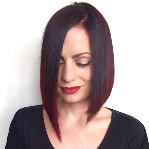 Super 40 Amazing And Awe Inspiring Asymmetrical Bobs Hairstyle Inspiration Daily Dogsangcom