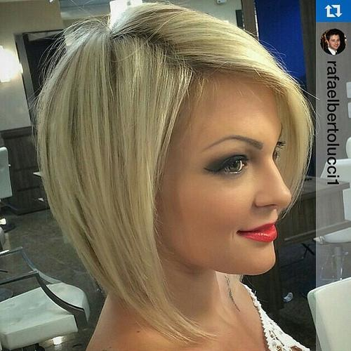 how to style asymmetrical hair 38 beautiful and convenient medium bob hairstyles 3123