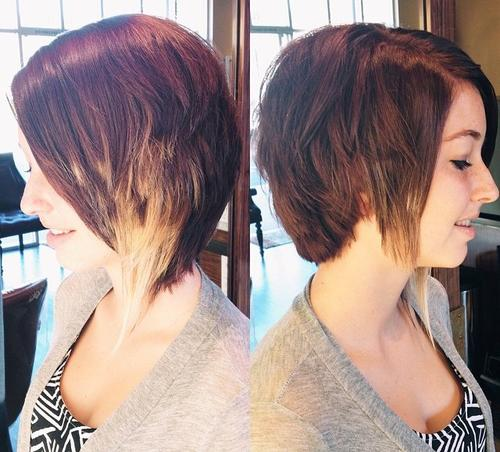 Brilliant 40 Amazing And Awe Inspiring Asymmetrical Bobs Hairstyle Inspiration Daily Dogsangcom