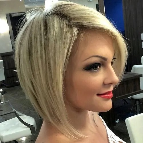 Miraculous 40 Banging Blonde Bobs Hairstyle Inspiration Daily Dogsangcom