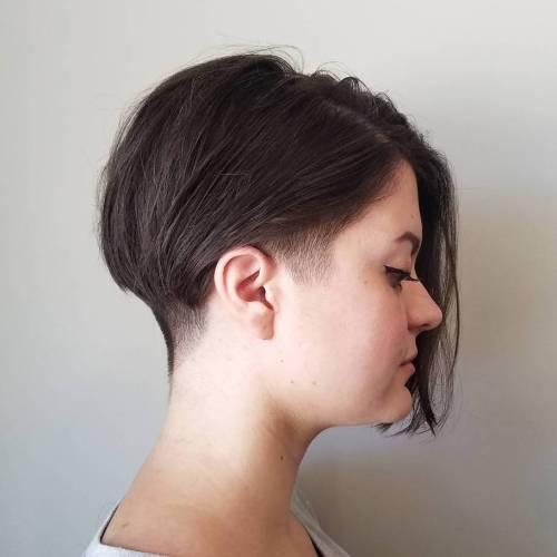 Slimming haircuts pictures of face slimming haircuts long hairstyles - 50 Amazing And Awe Inspiring Asymmetrical Bobs