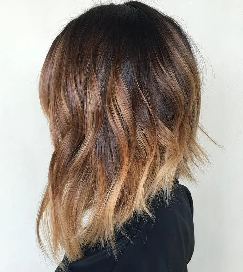 Magnificent 50 Inspiring Long Bob Hairstyles And Haircuts Hairstyle Inspiration Daily Dogsangcom