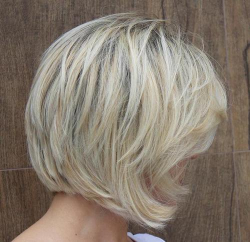 50 best bob hairstyles for 2017 cute medium bob haircuts for women medium layered blonde bob urmus Choice Image