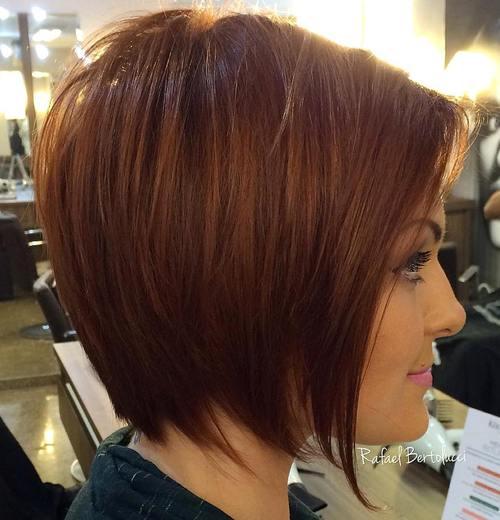 Super 38 Beautiful And Convenient Medium Bob Hairstyles Hairstyles For Women Draintrainus