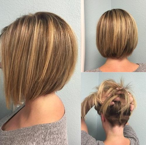Peachy 38 Beautiful And Convenient Medium Bob Hairstyles Hairstyles For Women Draintrainus