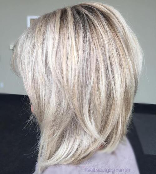 stunning long layered bob hairstyles ideas styles