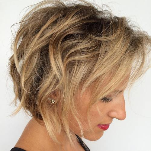 Super 38 Beautiful And Convenient Medium Bob Hairstyles Hairstyle Inspiration Daily Dogsangcom