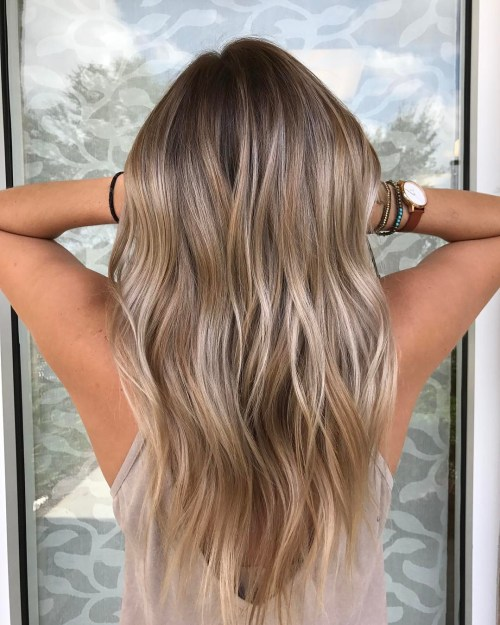 90 balayage hair color ideas with blonde brown and caramel highlights bronde balayage for fine hair pmusecretfo Gallery