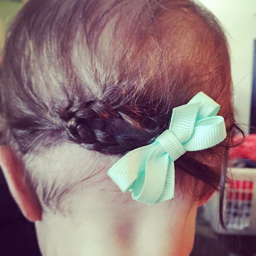 20 Super Sweet Baby Girl Hairstyles 49be1c7c1d2