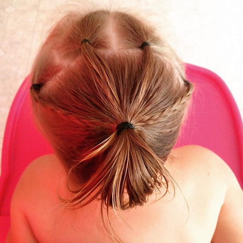 20 Super Sweet Baby Girl Hairstyles