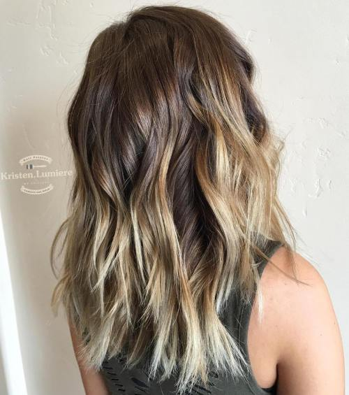 20 Dirty Blonde Hair Ideas That Work On Everyone: 40 Beautiful Blonde Balayage Looks