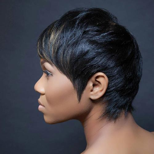 pixie for African American women