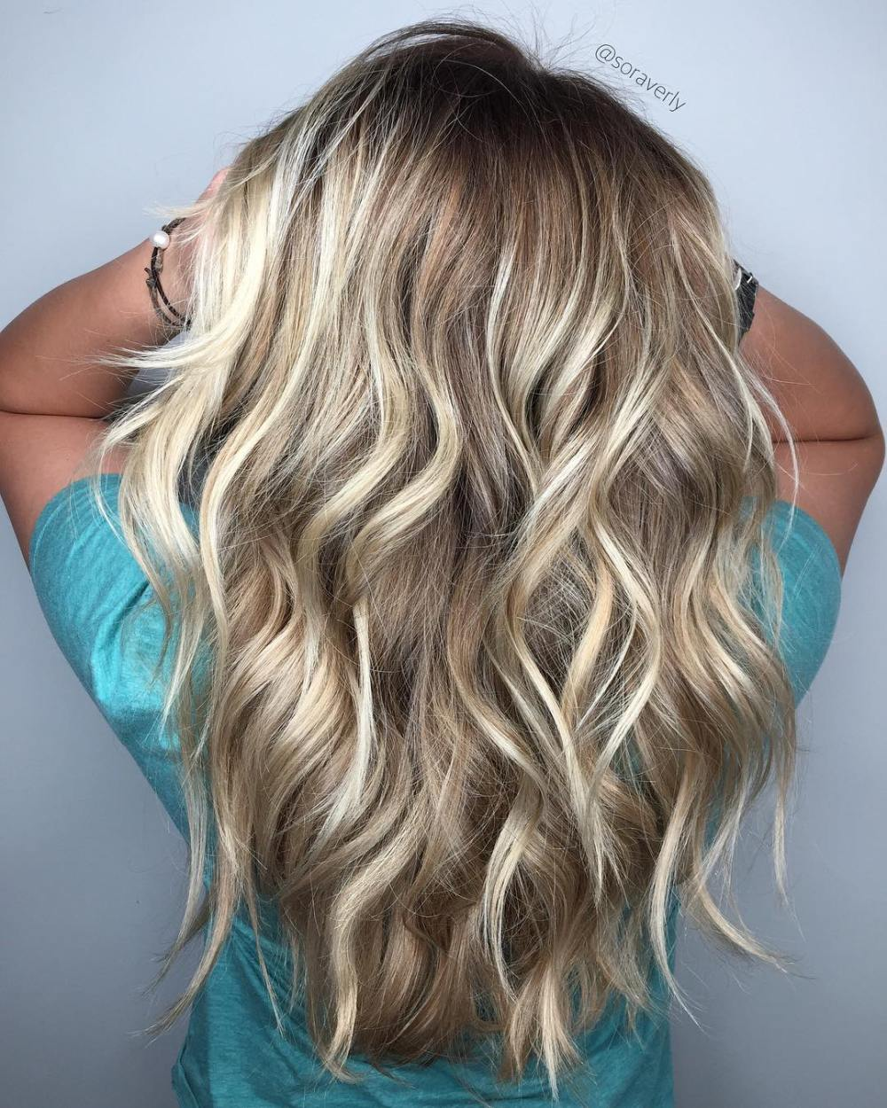 11 Balayage Hair Color Ideas with Blonde, Brown and Caramel