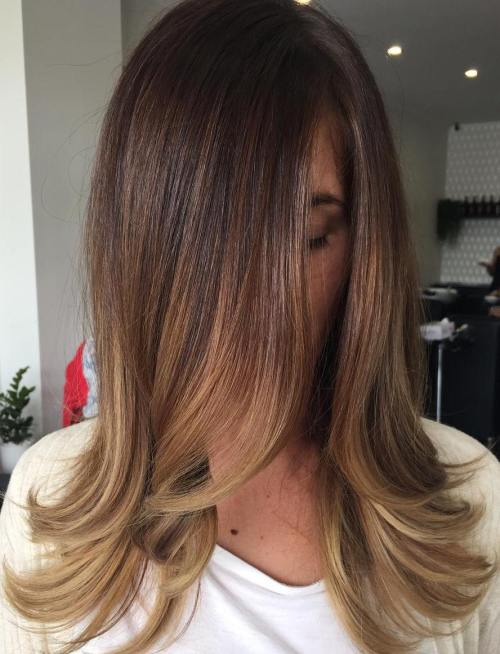90 Balayage Hair Color Ideas And Main Types Of Balayage