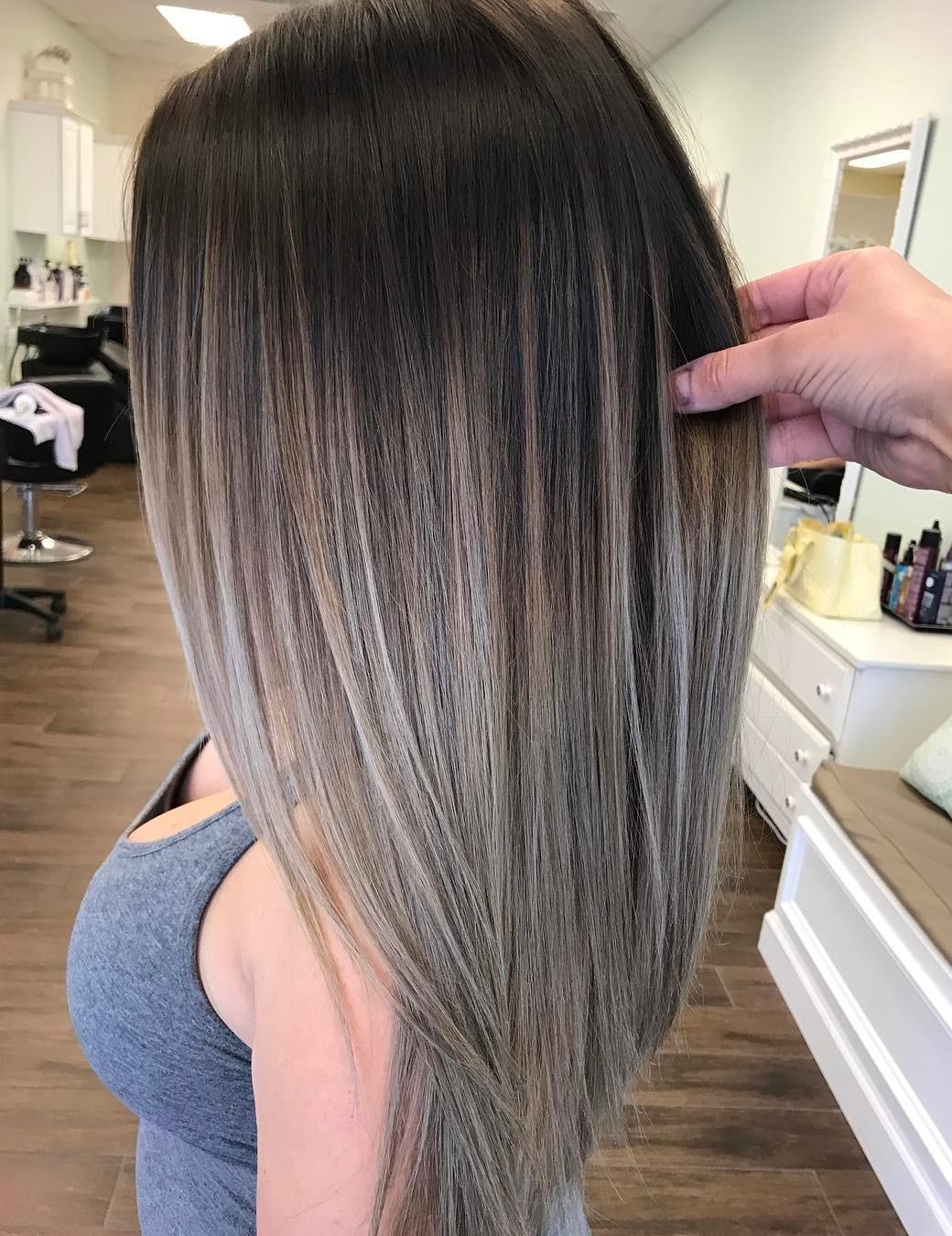 Blonde balayage long hair pinterest