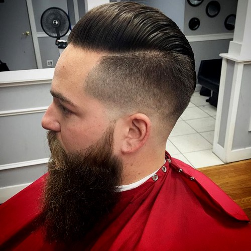 Enjoyable 45 Classy Taper Fade Cuts For Men Short Hairstyles For Black Women Fulllsitofus