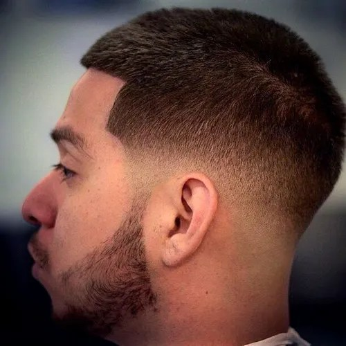 Taper Or Fade Thin Receding Hairline Sports Hip Hop