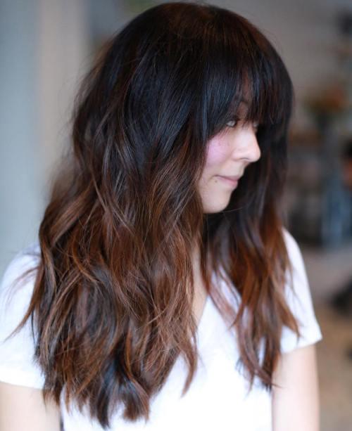 40 Unique Ways to Make Your Chestnut Brown Hair Pop Chestnut Brown Hair
