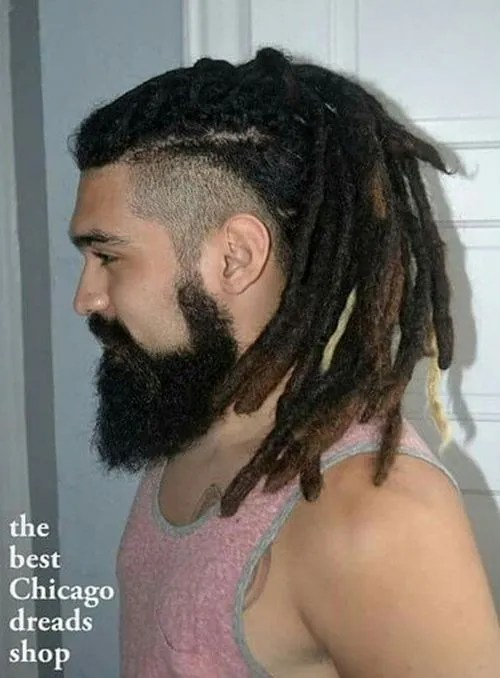 60 Hottest Men S Dreadlocks Styles To Try