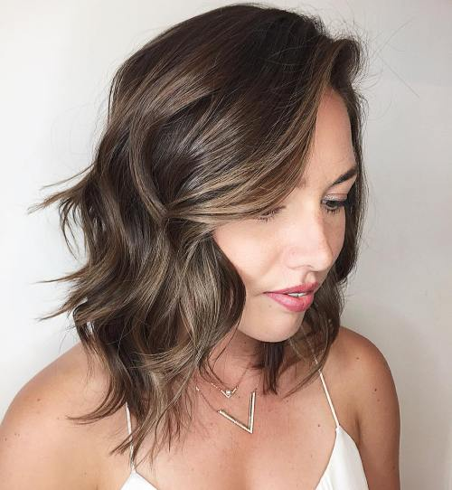Curly Layered Lob
