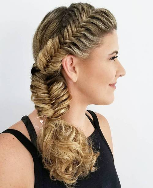 How to keep braids from frizzing