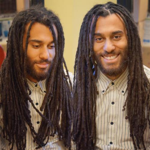long dreadlocks for black men